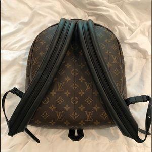 80e28e3689be Louis Vuitton Bags - AUTHENTIC Louis Vuitton Palm Springs Backpack MM